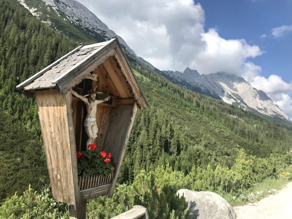 Nimm dir Zeit für das schöne Gaistal auf dem Weg zum bekannten See in Tirol